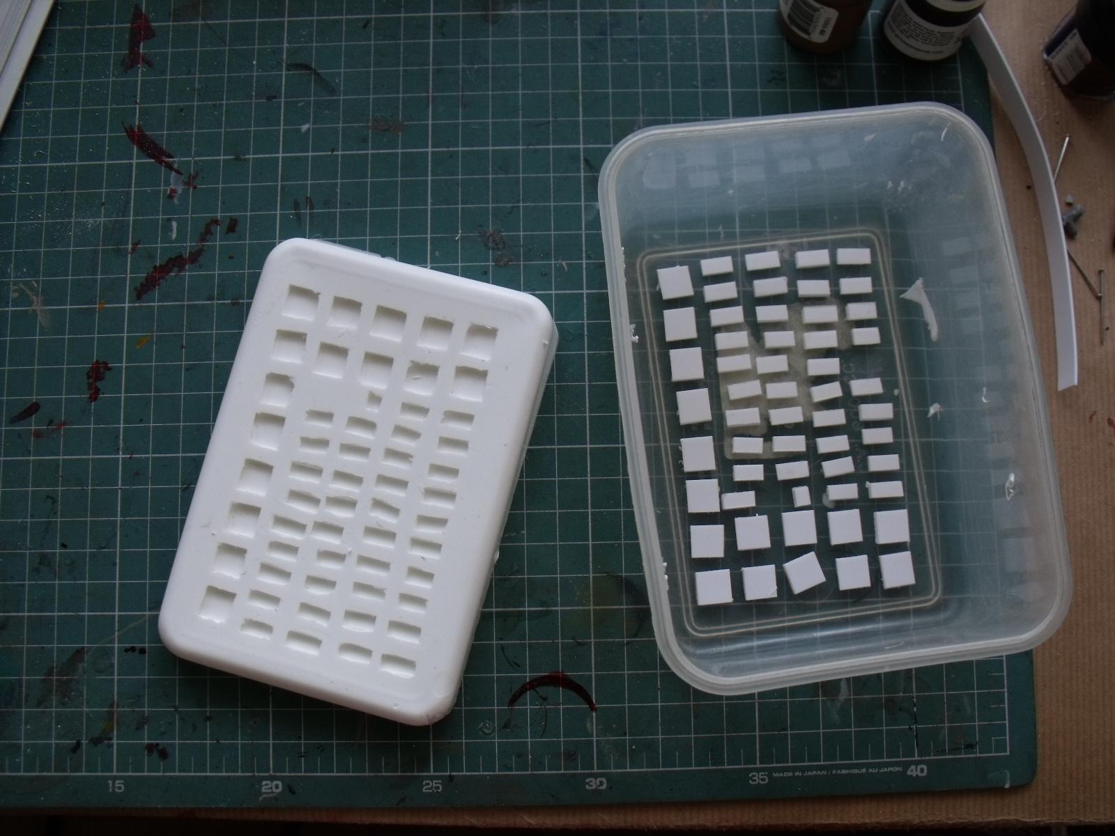 making brick molds