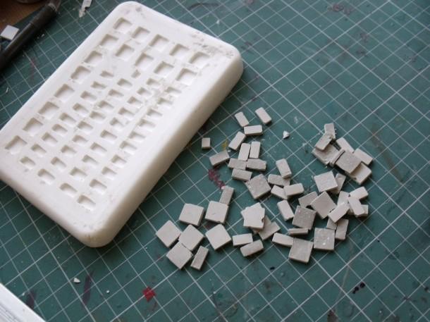Making Brick Molds Fantasygames Com Pl