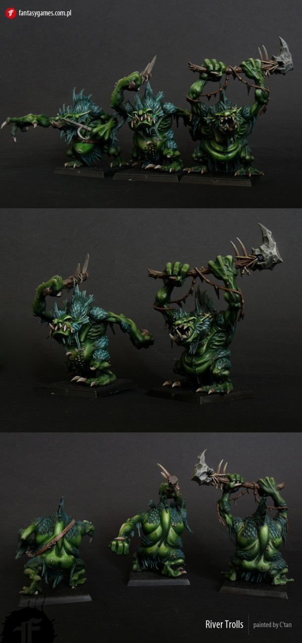 River Trolls