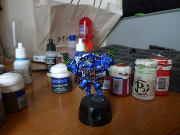 Blue Shirke (WIP)