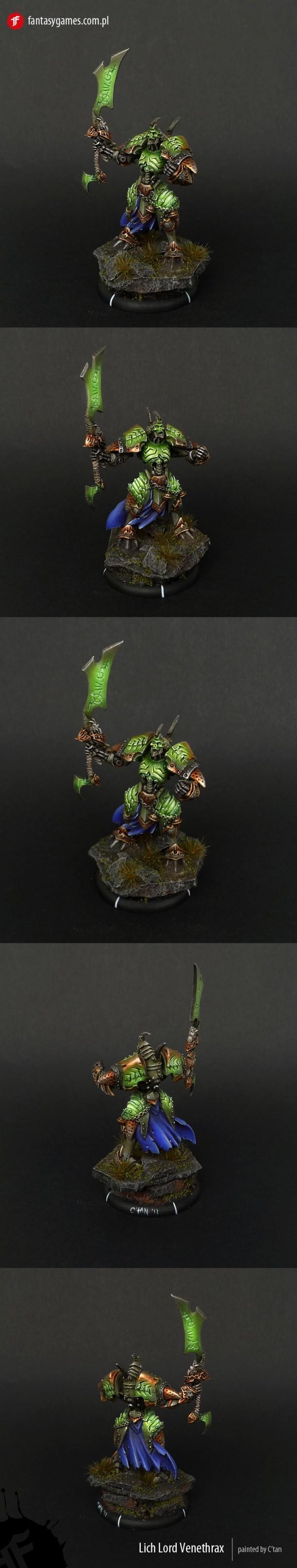 Lich Lord Venethrax (2)