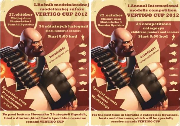 Vertigo Cup 2012 competition report