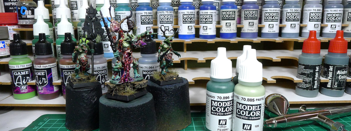 Painting tutorials and articles